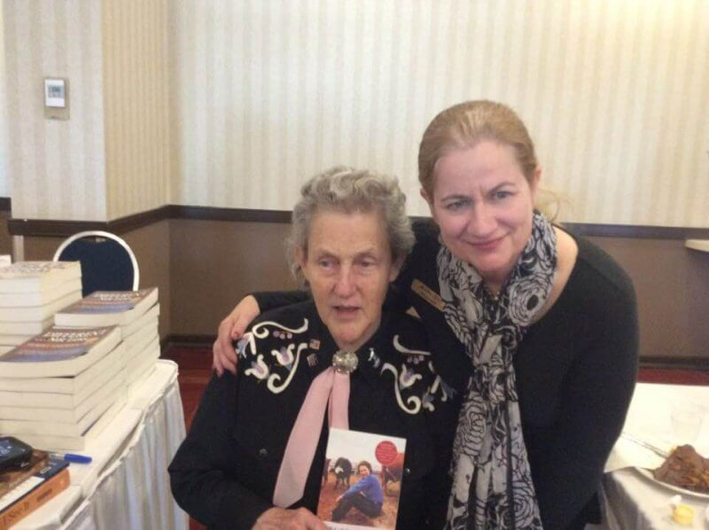 Temple Grandin advice for living your best life with ASD