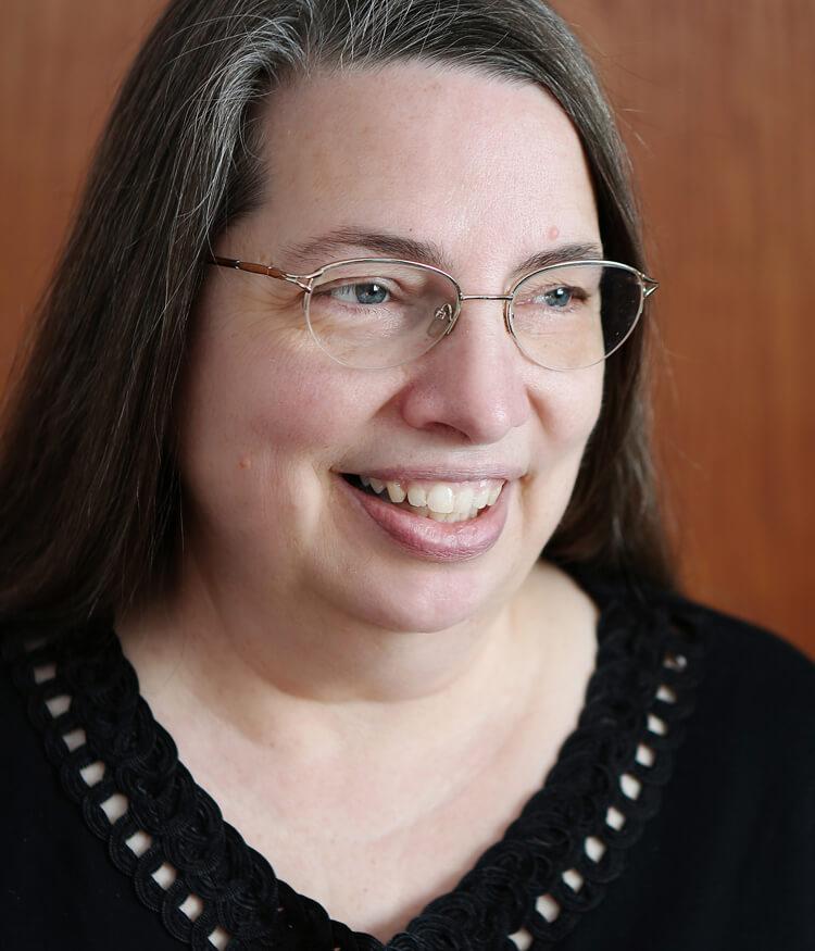 Conference speaker Judy Endow