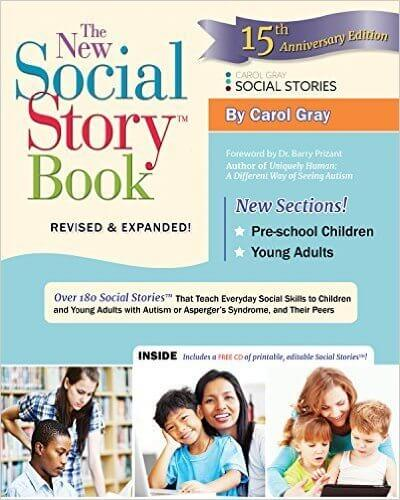 The New Social Story Book Updated, 15th Anniversary Edition