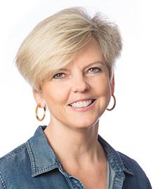 Conference speaker Pamela Crooke