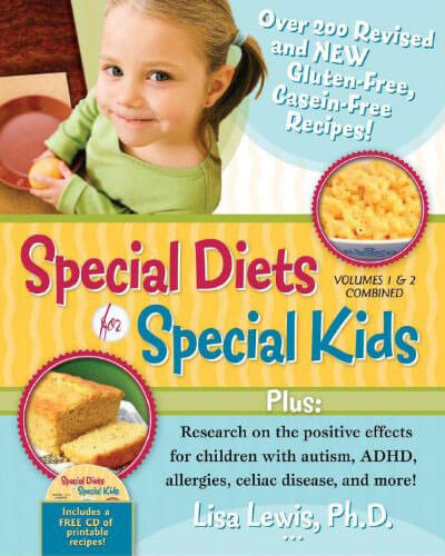 Special Diets for Special Kids: Volume 1 & 2 Combined [With CDROM]