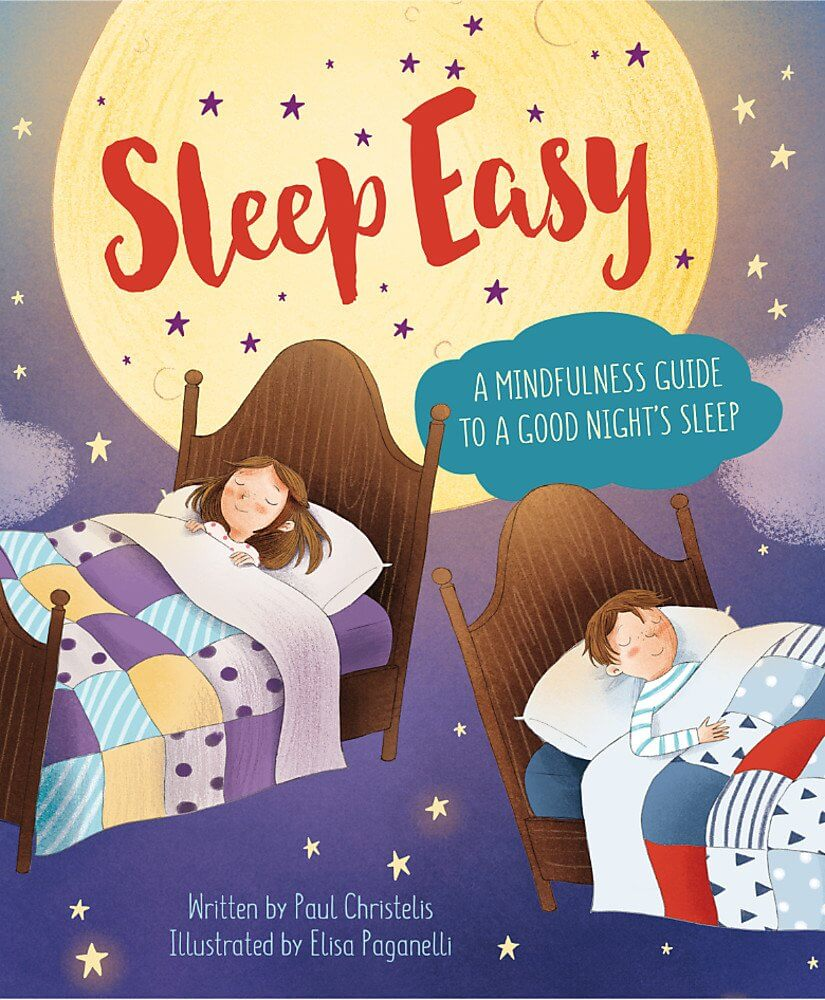 Sleep Easy - A Mindfulness Guide to Getting a Good Night's Sleep