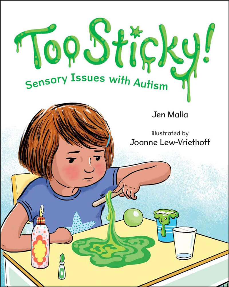Too Sticky! Sensory Issues with Autism