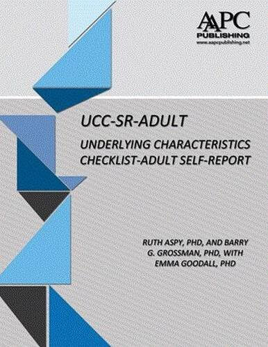 Underlying Characteristics Checklists Adult Self Report