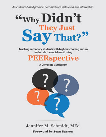 Why Didn't They Just Say That? PEERspective - A Complete Curriculum