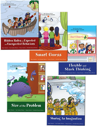 We Thinkers! Volume 2 Extra Storybook Set