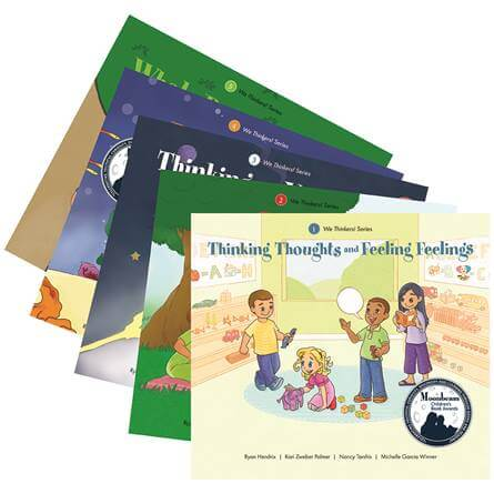 We Thinkers! Volume 1 Extra Storybook Set