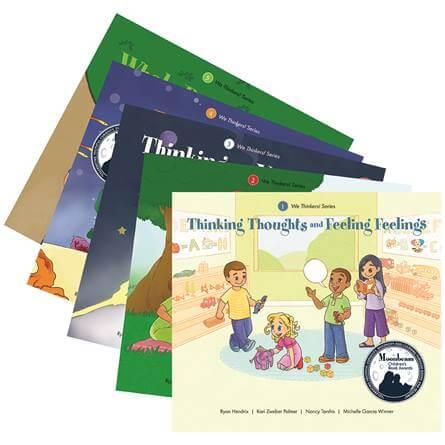 We Thinkers! Volume 1 Extra Storybook Set