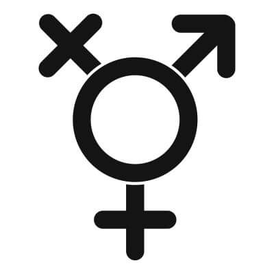 Transgender symbol: gender dysphoria and ambivalence in autism