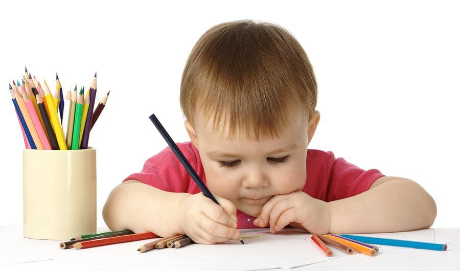 Children with autism ASD get happiness and well being through the fine arts
