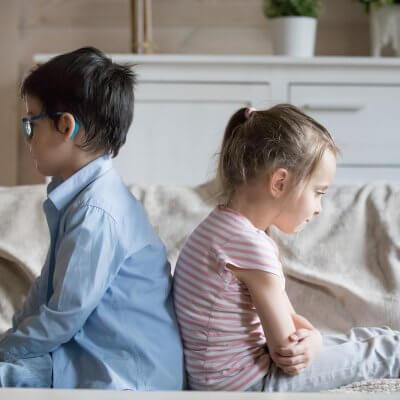 When both your children have autism. Autism x2