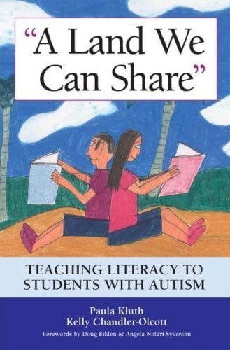 """A Land We Can Share"" Teaching Literacy to Students with Autism"