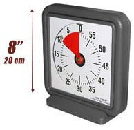 Time Timer 8 Inch