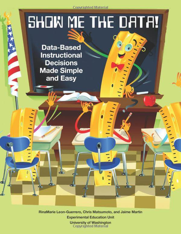 Show Me the Data! Data – Based Instructional Decisions Made Simple and Easy