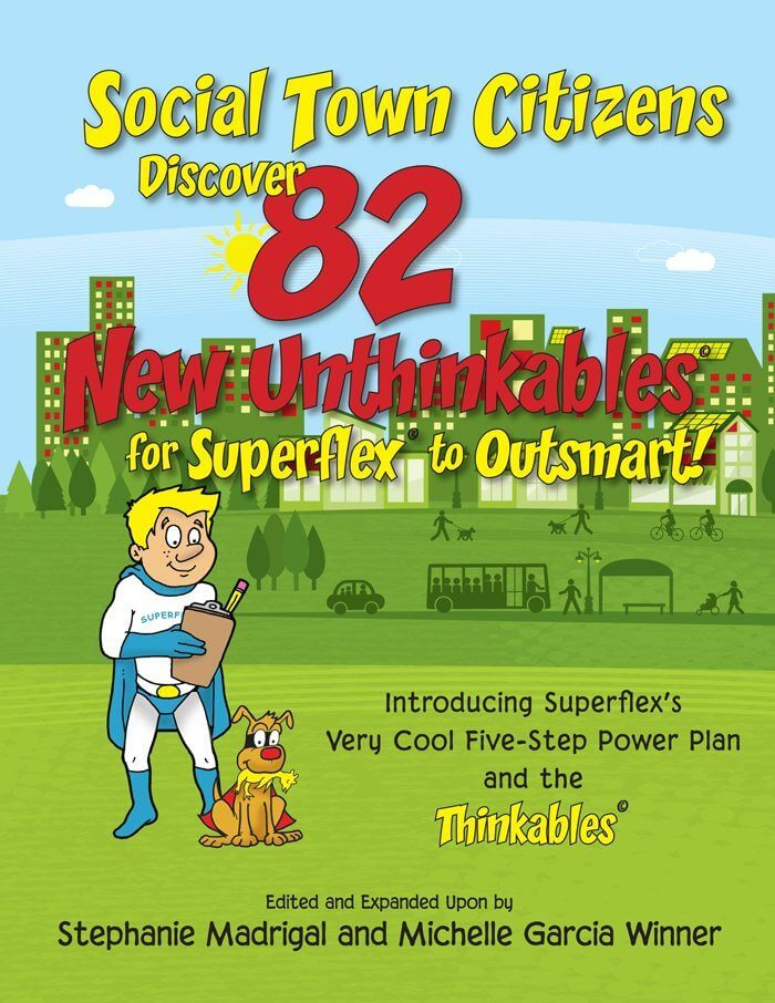 Social Town Citizens Discover 82 New Unthinkables for Superflex® to Outsmart!