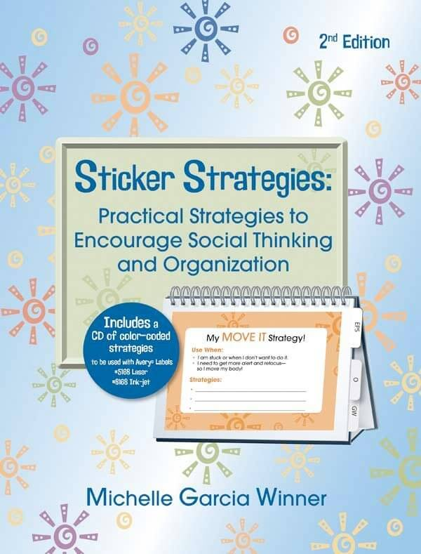 Sticker Strategies - Practical Strategies to Encourage Social Thinking 2nd Edition