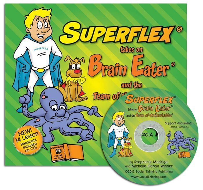 Superflex Takes on Brain Eater