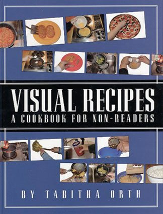 Visual Recipes: A Cookbook for Non-Readers