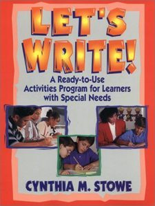 Let's Write! A Ready-to-Use Activities Program for Learners with Special Needs